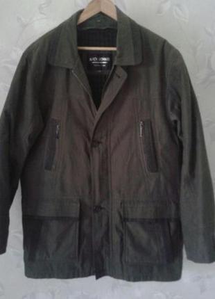 Куртка мужская с подстежкой размер 50
