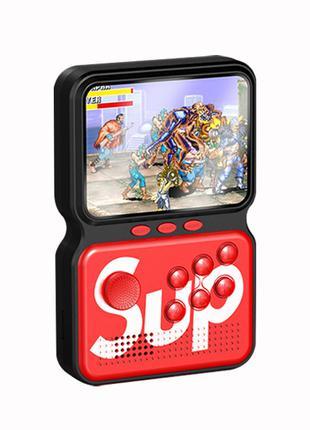 Игровая приставка Портативная ретро консоль 16 bit SUP Game Box