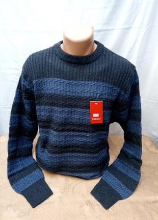 Красивый свитер батал. большой размер 50-56рр.турция