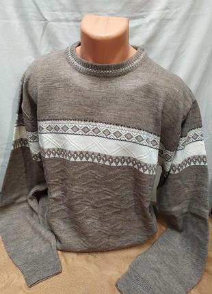 Нарядный свитер батал,большой размер. расцветки. турция