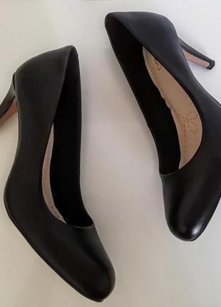 Туфли clarks , размер 38 (европейский 5), полнота d