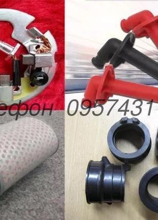 Надсвечники патрубки реле щетка стартера фильтр honda CB 400 VTEC