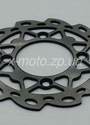 Тормозной диск на питбайк kayo viper geon диаметр 190 200 мм