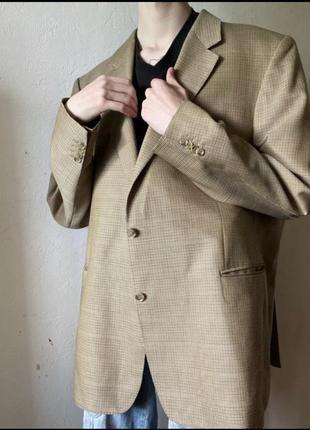 BURBERRY пиджак блейзер мужской