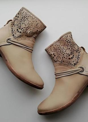 Демисезонные ботинки cellini, размер 40