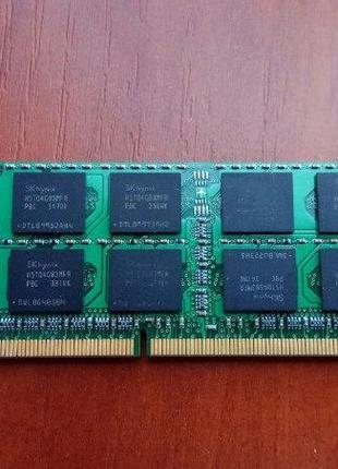 8 ГБ GB DDR3 для ноута. Оперативка, оператива, оперативна ОЗП, Ra