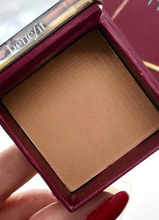 Бронзер benefit cosmetics - hoola мини формат