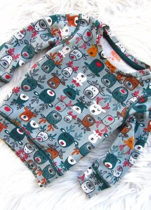 Свитшот кофта свитер hema