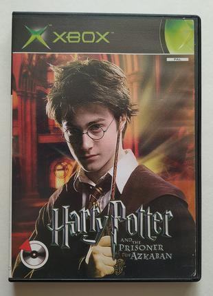 Harry Potter and the Prisoner of Azkaban игра XBOX (не оригинал)