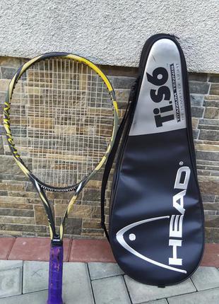 Head tennis ракетка