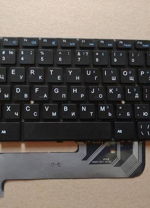 Клавиатура Prestigio SmartBook 141C PSB141C01BFP_WH Клавіатура