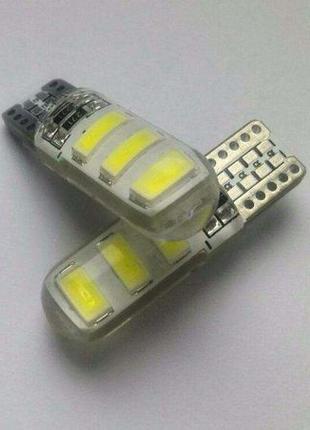 Т10 светодиодная лампа (2 шт.)