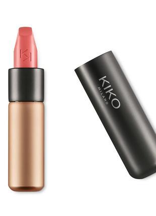 Помада kiko milano velvet passion matte lipstick 303
