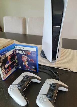 Sony PlayStation 5 Ігрова Приставка Іграшка Антистрес Pop It.