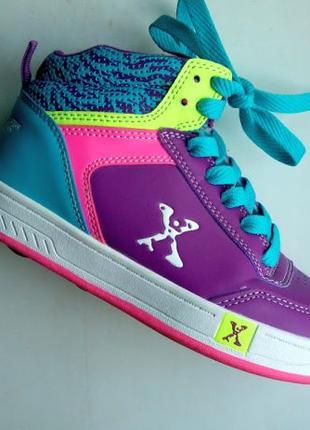 Роликовые кроссовки ролики с колесами Sidewalk Sport be Heelys