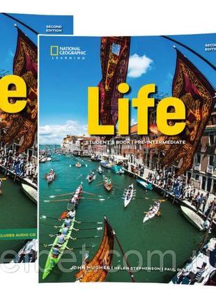 Английский язык / Life / Student's+Workbook+CD. Учебник+Тетрад...