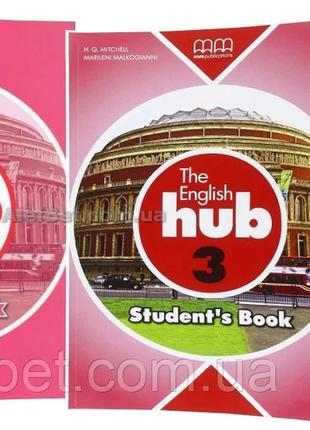 Английский язык / English Hub / Student's+Workbook. Учебник+Те...