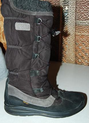 Ecco зимние сапоги 36 размер