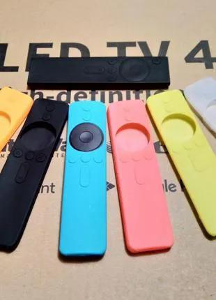Чехол на пульт Mi Tv 4a Pro, 4c, 4s (оригинал), Xiaomi Mi Box 3s