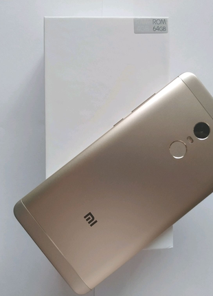 Xiaomi redmi note 4 4/64 gold