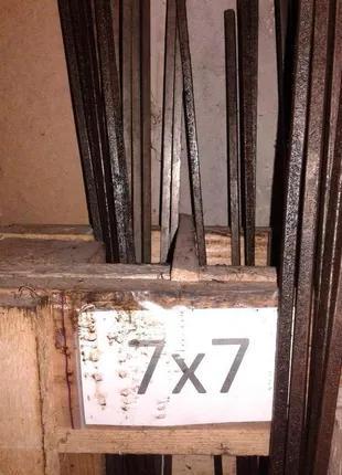 Квадрат калібрований, квадрат калібрований 7х7