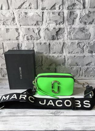 Marc jacobs snapshot , сумка, клатч