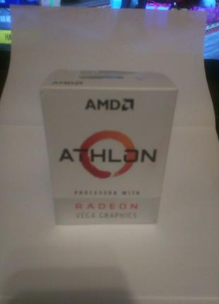 Процессор Atholon 200ge