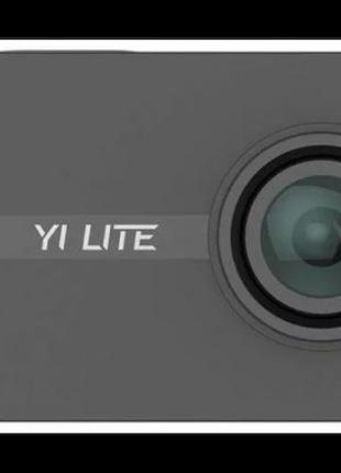 YI Lite 4K Экшн-камера