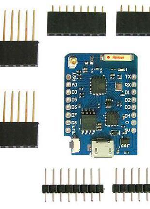 Модуль mini D1 PRO NodeMcu Lua wifi ESP8266 Wemos (16399)