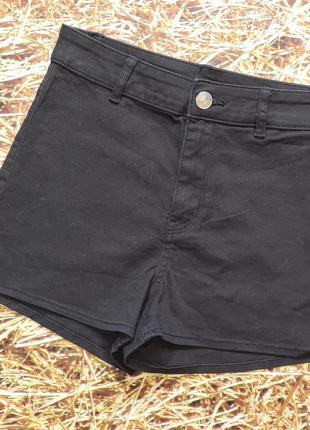 Новые джинсовые шорты h&m. размер 36.