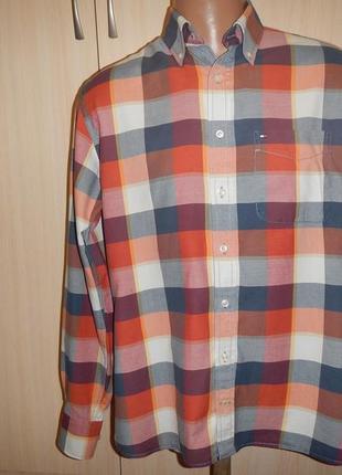 Рубашка tommy hilfiger p.m