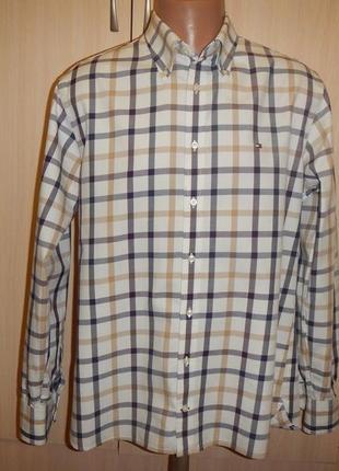 Рубашка tommy hilfiger p.l