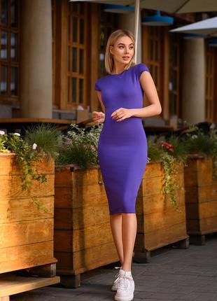 Новое летнее платье футляр
