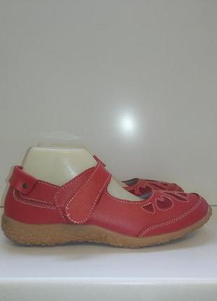 Туфли кожаные lifestyle , р. 37,5-38