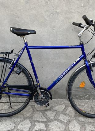 Велосипед дорожный Gudreit, CrMo, 21 скор, Alivio, высокий Из ...