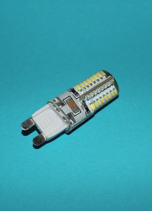 LED лампа G9 3014-64LED