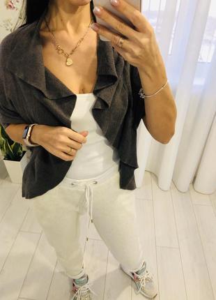 Ангоровый свитерок кардиган