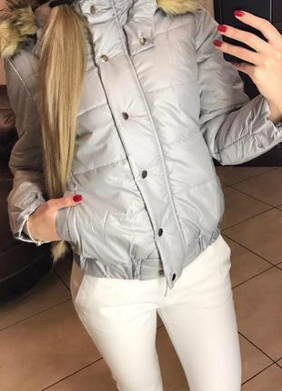 ✅новая деми куртка
