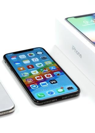 IPhone X 64 gb NEW в ПЛЁНКАХ!!!