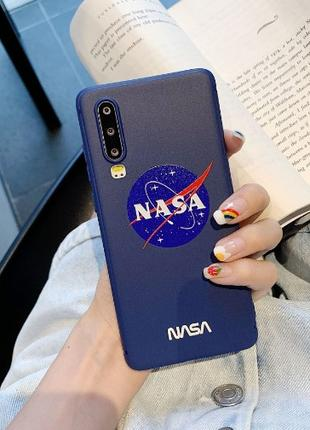 Чехол Nasa на Samsung Galaxy s8/s9/s10/s10 plus /note9 /note8 /s9