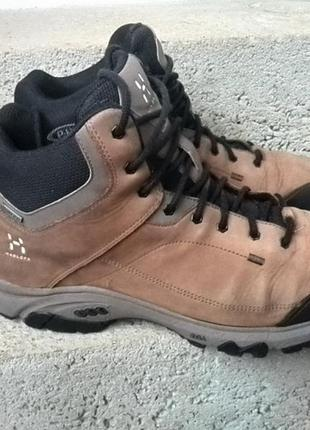 Ботинки haglofs gore-tex gtx asics