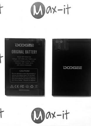 Аккумулятор Батарея АКБ DOOGEE X9 Mini