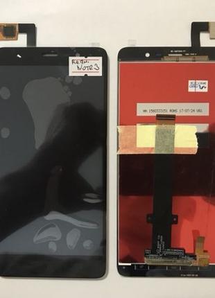 Екран Дисплей Модуль Тачскрин Xiaomi Redmi Note 3 Note 3pro