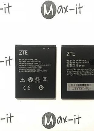 Батарея Акумулятор АКБ ZTE Blade L5 L5 PLUS Li3821T43P3h745741