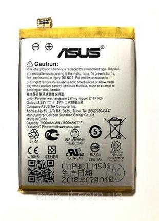 Asus C11P1424 Zenfone 2 ZE550ML ZE551ML Акумулятор Батарея АКБ