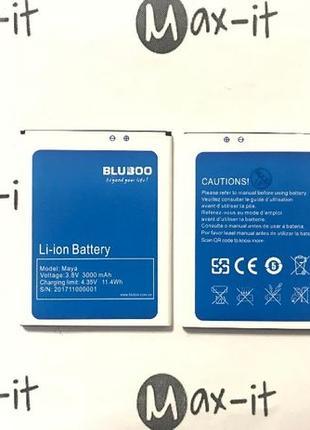 Аккумулятор Батарея АКБ Bluboo Maya