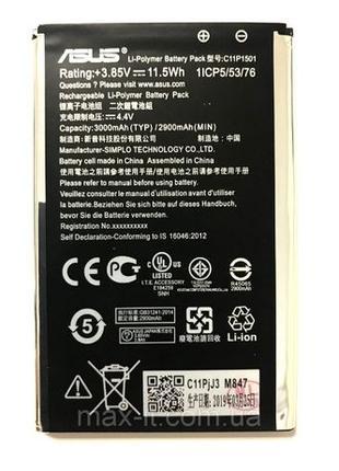Asus Zenfone 2 laser C11P1501 Аккумулятор Батарея Акумулятор