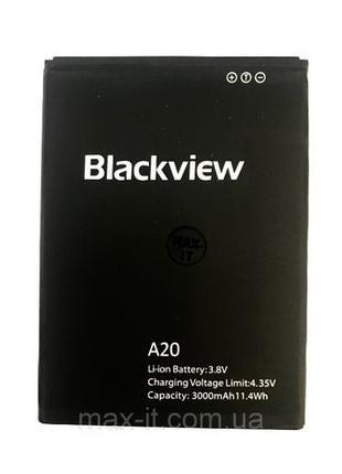 Blackview A20 / A20 Pro Аккумулятор Батарея Акумулятор