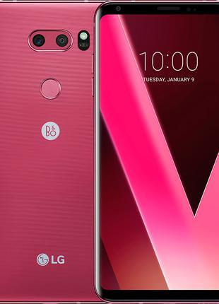 Смартфон LG V30 V300L 64GB One Sim Raspberry Rose Refurbished ...