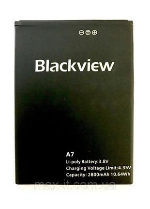 Акумулятор Батарея АКБ Blackview A7